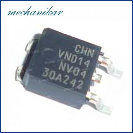ترانزیستور گرمکن سنسوراکسیژن VND7NV04