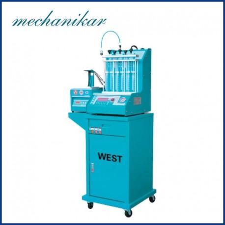 شستشوی انژکتور WEST TS - 6C همراه با کابینت