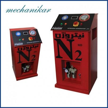 دستگاه نیتروژن N09