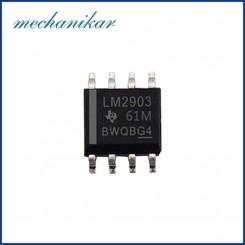 آیسی (تقویت کننده دورموتور) LM2903