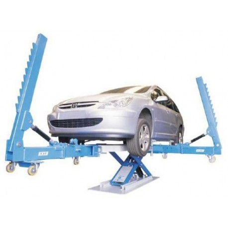 دستگاه شاسی کشی خودروهای سواری