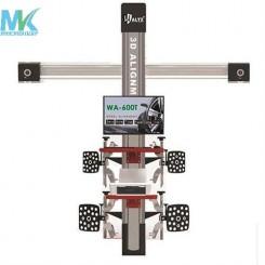دستگاه تنظیم فرمان سه بعدی با بوم متحرک