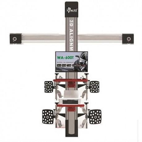 دستگاه تنظیم فرمان سه بعدی با بوم متحرک WA-600T