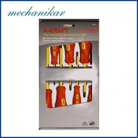 سری پیچ گوشتی فشارقوی A-Kraft