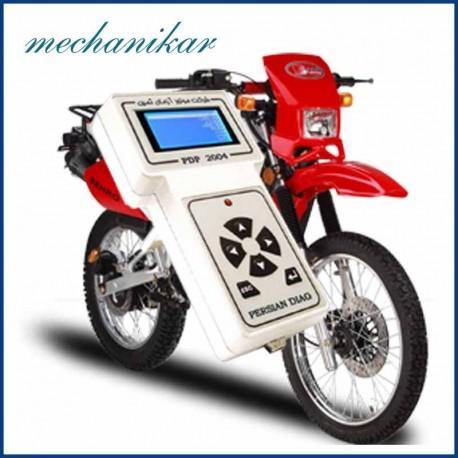 دیاگ موتور سیکلت های انژکتوری بنلی tntدلفی و keeway