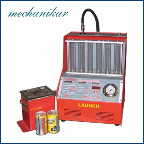 دستگاه انژکتورشوی لانچ